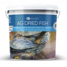 AG DRIED FISH 20LT